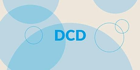 webinar 2 luik Tieners en jong volwassenen met DCD tickets