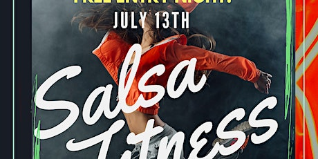 SALSA FITNESS REGISTRATION ONLY tickets