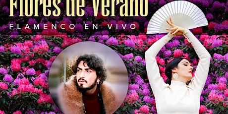 Flores de Verano,  Flamenco en Vivo Petaluma tickets
