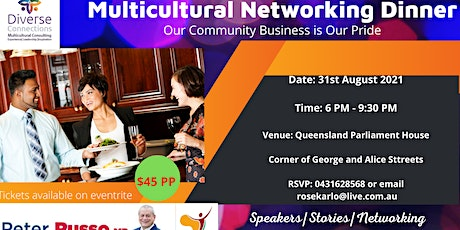 Business Networking Dinner tickets