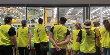 Recycling Facility Tour -EMRC Residents- Transport from City of Swan avail tickets