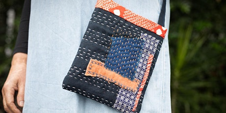 WORKSHOP   Upcycled Boro Bags with Maren & Sylvia tickets