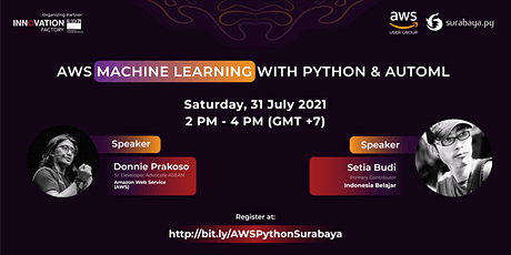 Machine Learning with Python and AutoML tickets