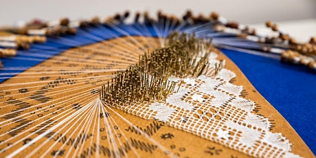 WORKSHOP | Bobbin Lacemaking with Mary Barron tickets