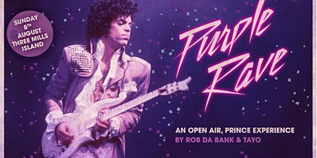 Purple Rave: An Open Air, Immersive Prince Experience by Rob Da Bank & Tayo tickets