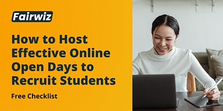 Cara Mengadakan Virtual Open Day yang Efektif untuk Universiti biglietti