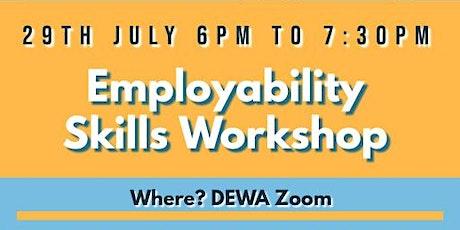 Employability Skills Workshop tickets