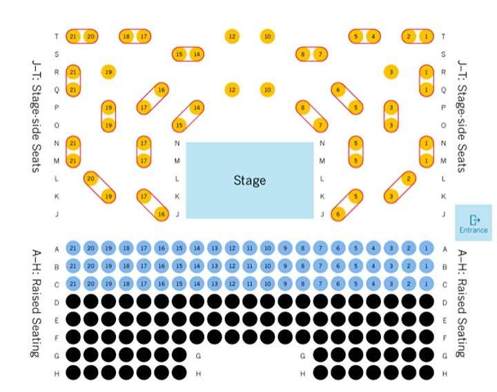 TALKING HEADS - 2 short plays by ALAN BENNETT - SOLD OUT image