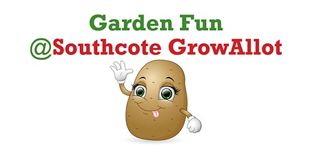 Garden Fun @Southcote GrowAllot- outdoor activities for 5 to 11yr olds tickets