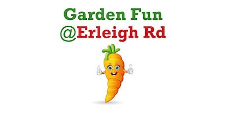 Garden Fun @Erleigh Rd - outdoor activities for 5 to 11yr olds tickets