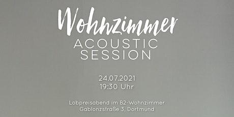 Wohnzimmer-Acoustic-Gottesdienst Tickets