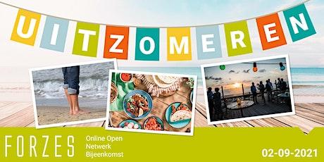 2 september 2021 Open Netwerk Bijeenkomst: strand van Noordwijk tickets