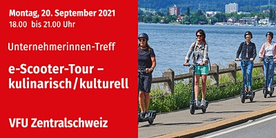 ABGESAGT: Unternehmerinnen-Treff in Hünenberg, Zentralschweiz, 20.09.2021