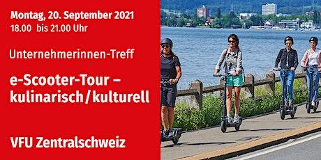 Unternehmerinnen-Treff in Hünenberg, Zentralschweiz, 20.09.2021 Tickets