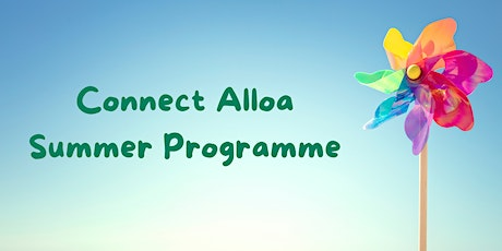 Photography with Connect Alloa! tickets