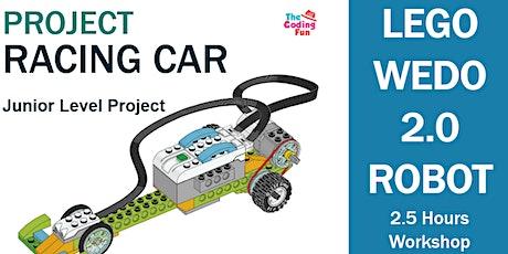 LEGO WeDo 2.0 Robotics Workshop - Racing Car tickets