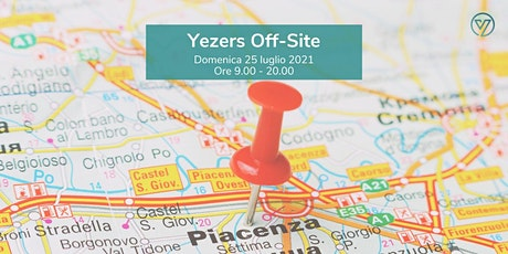 YEZERS OFF-SITE 2021 biglietti
