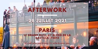 Afterwork AlumnEye #42 - Paris