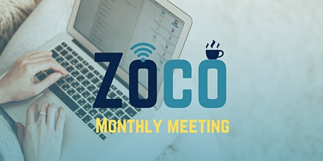 Zoco Networking Monthly Meeting (ONLINE) tickets
