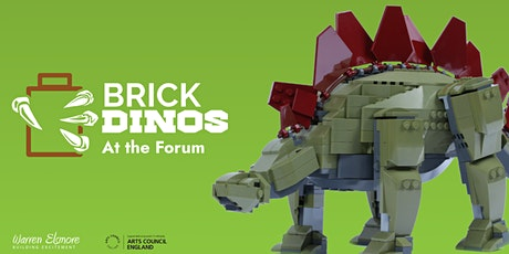 Brick Dinos - Step back in time with dinosaurs in LEGO® bricks tickets