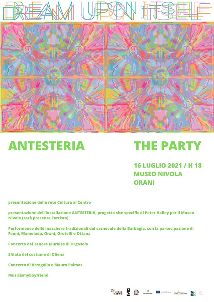 ANTESTERIA - THE PARTY image