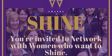 SHINE Networking - August tickets