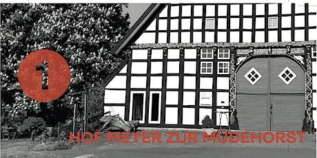 1 | Hof Meyer zur Müdehorst Tickets