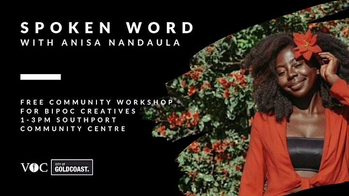 Spoken Word  Workshop image