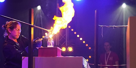 Fire chemistry (evening) tickets