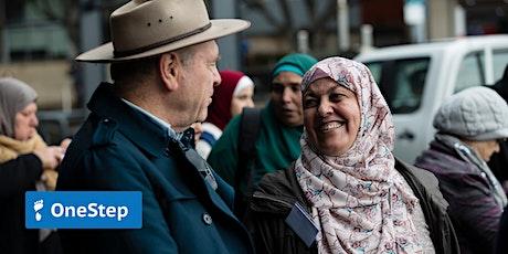 OneStep Community Walk #WithRefugees - Sunday 19 September tickets