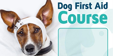 Dog First Aid Course tickets