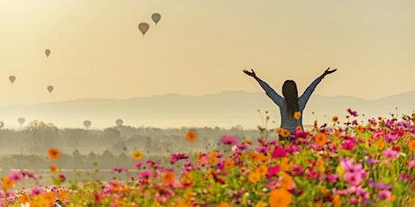 Relax & Enjoy Life: Morning Meditation Retreat tickets