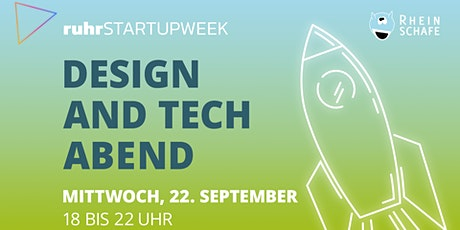 Design and Tech Abend Tickets