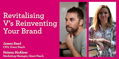 Revitalising V's Reinventing Your Brand tickets
