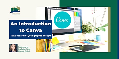 An Introduction to Canva - Take Control of Your Graphic Design! tickets