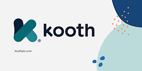 National Kooth plc webinars for Healthcare Professionals tickets
