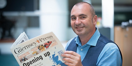 Guernsey Press - Meet the editor and tour of the printing press tickets