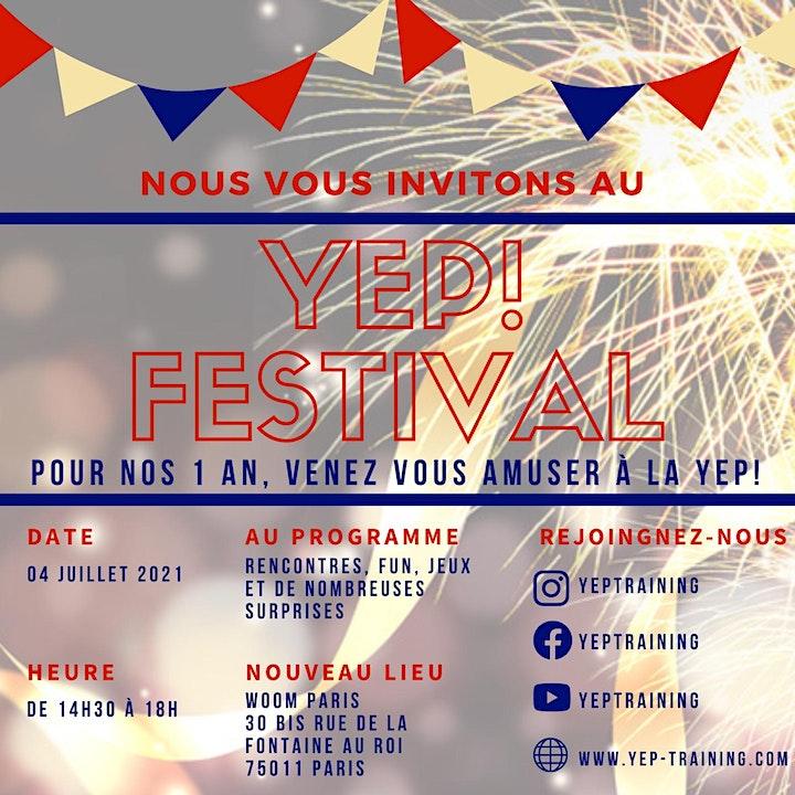 YEP! Festival image