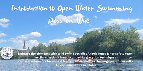 Introduction to Open  Water Swimming Ross on Wye tickets