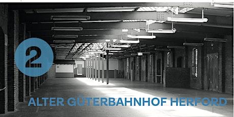 2 | Alter Güterbahnhof Herford Tickets