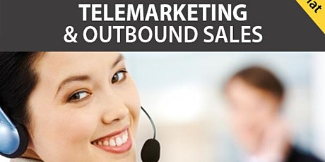 Live Webinar: Telemarketing & Outbound Sales tickets