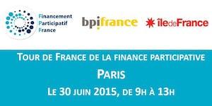 Tour de France de la Finance Participative - Etape...