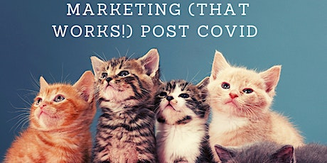 How to market your business better post-Covid tickets