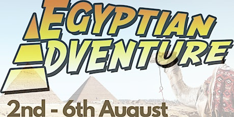 Egyptian Adventure Holiday Bible Club 2021 tickets