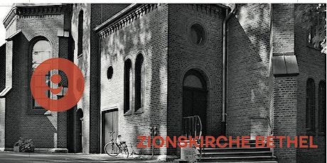 9   Zionskirche Bethel Tickets