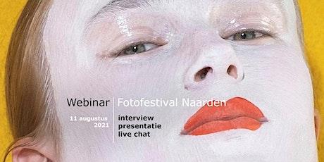Photo31 WEBINAR – Fotofestival Naarden tickets