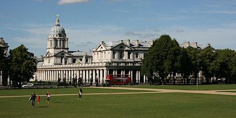 Huguenot Footsteps: Greenwich tickets