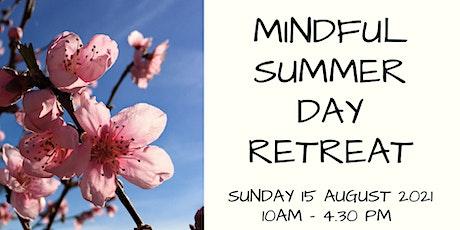 Mindfulness Summer Day Retreat tickets