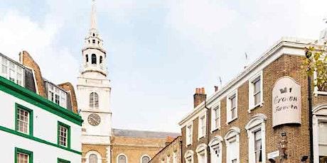 Huguenot Footsteps: Clerkenwell tickets