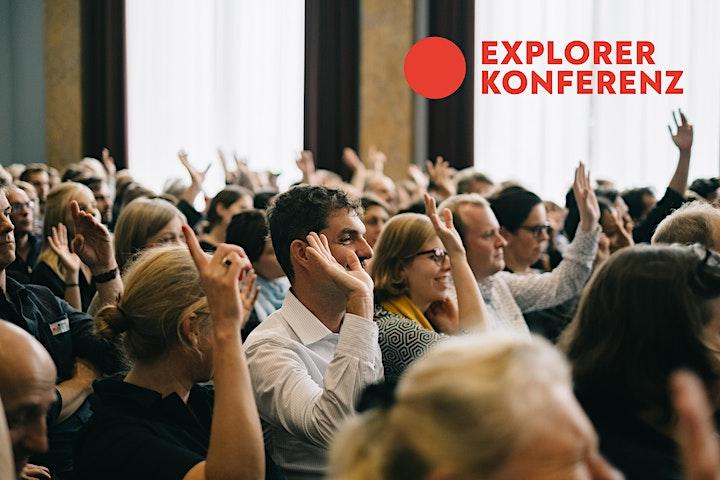 Explorer Konferenz: Producing for Cinema, Streaming & TV image